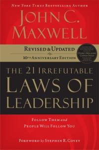 21-irrefutable-laws-of-leadership